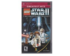 Lego Star Wars II : The Original Trilogy (greatest hits) (PSP)