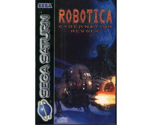 Robotica m. kasse og manual