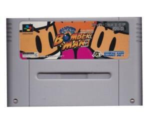 Super Bomberman (Jap)  (SNES)