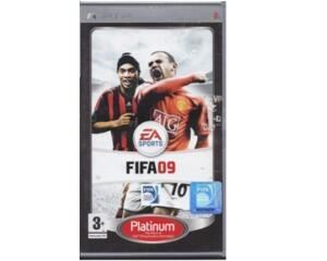 Fifa 09 u. manual (platinum) (PSP)