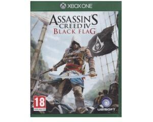 Assassins Creed IV Black Flag (Xbox One)