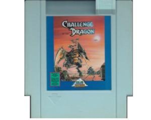 Challenge of the Dragon (US) (NES)
