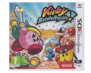 Kirby : Battle Royale (ny vare) (3DS)