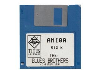 Blues Brothers, The (løs disk)  (Amiga)