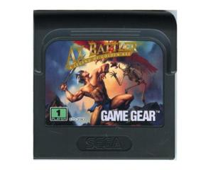 Ax Battler : A Legend of Golden Axe (Game Gear)