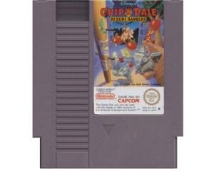 Chip'n Dale (UK) (NES)
