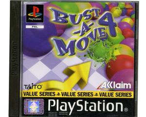 Bust a Move 4 (value series) (PS1)