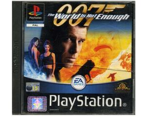 007 : The World is Not Enough (PS1)