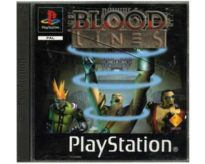 Blood Lines (PS1)