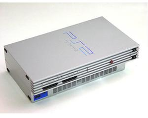 PS2 silver incl. 1 pad