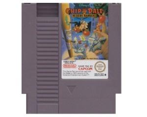 Chip'n Dale : Rescue Rangers (scn) (NES)