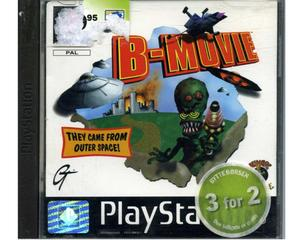 B- Movie (PS1)