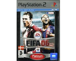 Fifa 06 (platinum) (PS2)