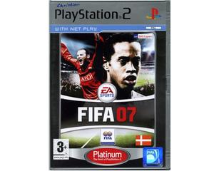 Fifa 07 (platinum) (PS2)