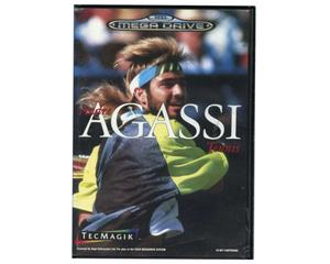 Andre Agassi Tennis m. kasse og manual
