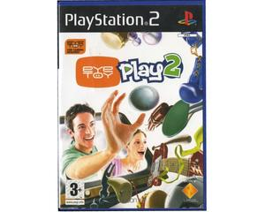 Eye Toy Play 2 u. manual