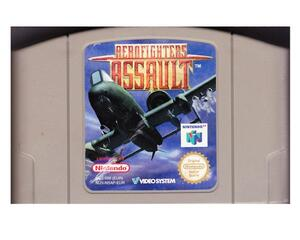 Aerofighters Assault (N64)