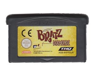 Bratz Forever Diamonds (GBA)