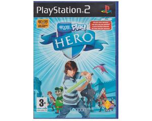 Eye Toy Play Hero u. sværd (PS2)