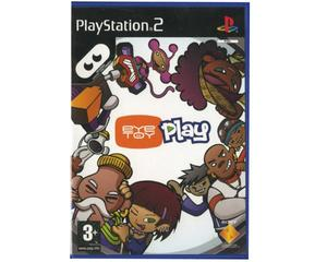 Eye Toy Play u. manual