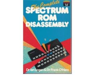 Spectrum Rom Disassembly, The Complete