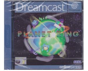 Planet Ring m. kasse og manual (forseglet) (Dreamcast)