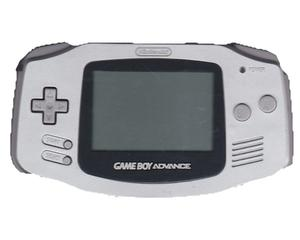 Game Boy Advance (Platinum Limited Edition)
