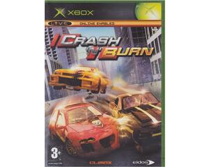 Crash 'n' Burn (Xbox)