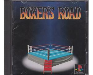 Boxer's Road (Jap) (PS1)