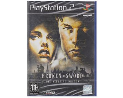 Broken Sword : The Sleeping Dragon