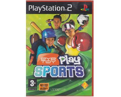 Eye Toy Play Sports u. manual (PS2)