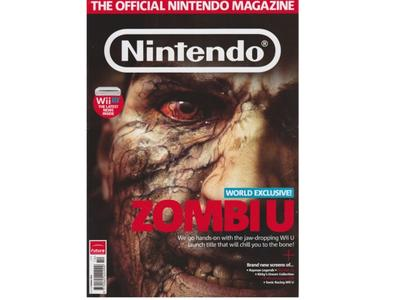 Nintendo Official Magazine #86 October 2012
