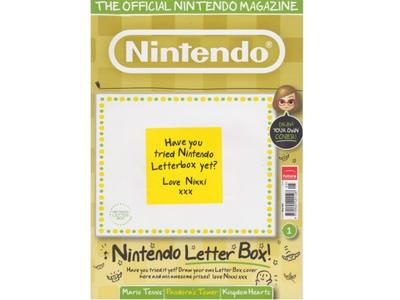 Nintendo Official Magazine #81 May 2012