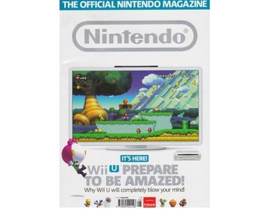 Nintendo Official Magazine #84 August 2011