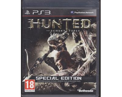 Hunted : The Demon's Forge (special edition)
