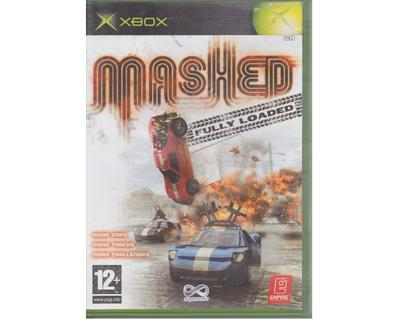 Masked : Fully Loaded (Xbox)