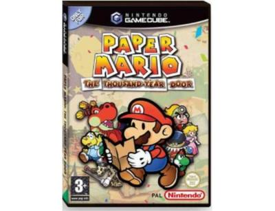 Paper Mario : Thousand Year Door (GameCube)