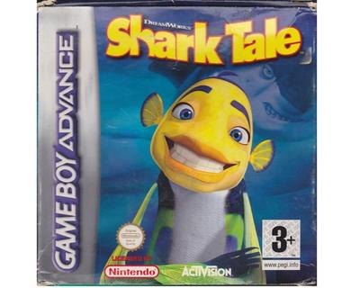 Shark Tale m. kasse og manual