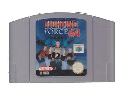 Fighting Force 64 (N64)