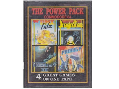 Power Pack, The (bånd) (Commodore 64)