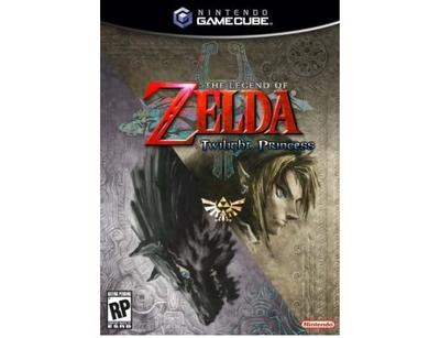 Zelda : Twilight Princess (GameCube)