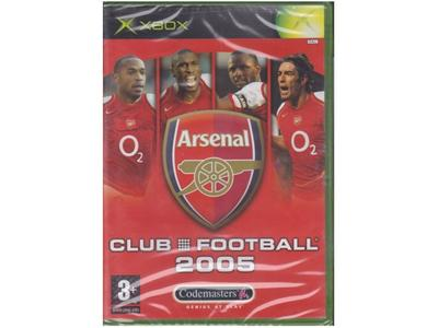 Arsenal Club Football 2005 (forseglet)