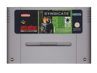 Syndicate (SNES)
