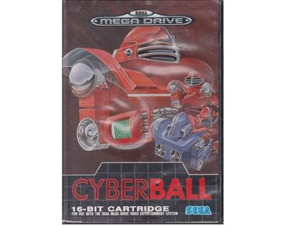 Cyberball m. kasse og manual (SMD)