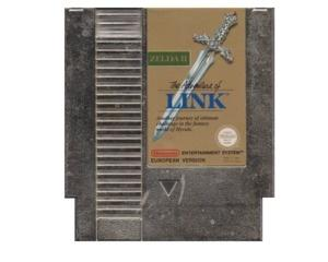 Zelda II, The Adventures of Link  (scn)
