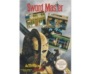 Sword Master (scn) m. kasse og manual (NES)