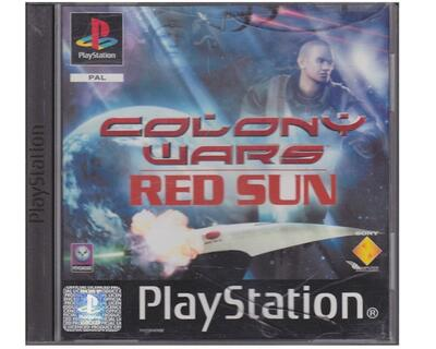 Colony Wars : Red Sun (PS1)