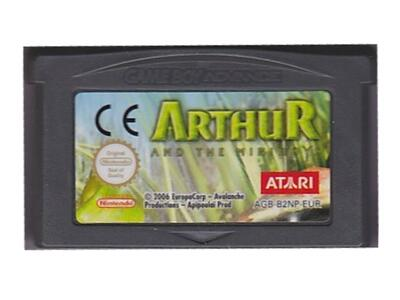 Arthur and the Minimoys (GBA)