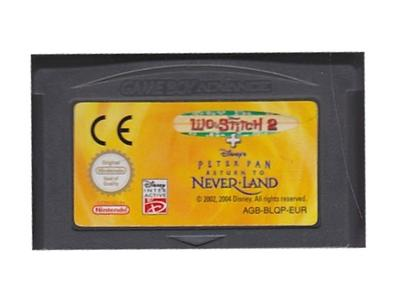 Lilo & Stich 2 / Peter Pan : Return to Neverland (GBA)