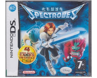 Spectrobes u. manual (Nintendo DS)